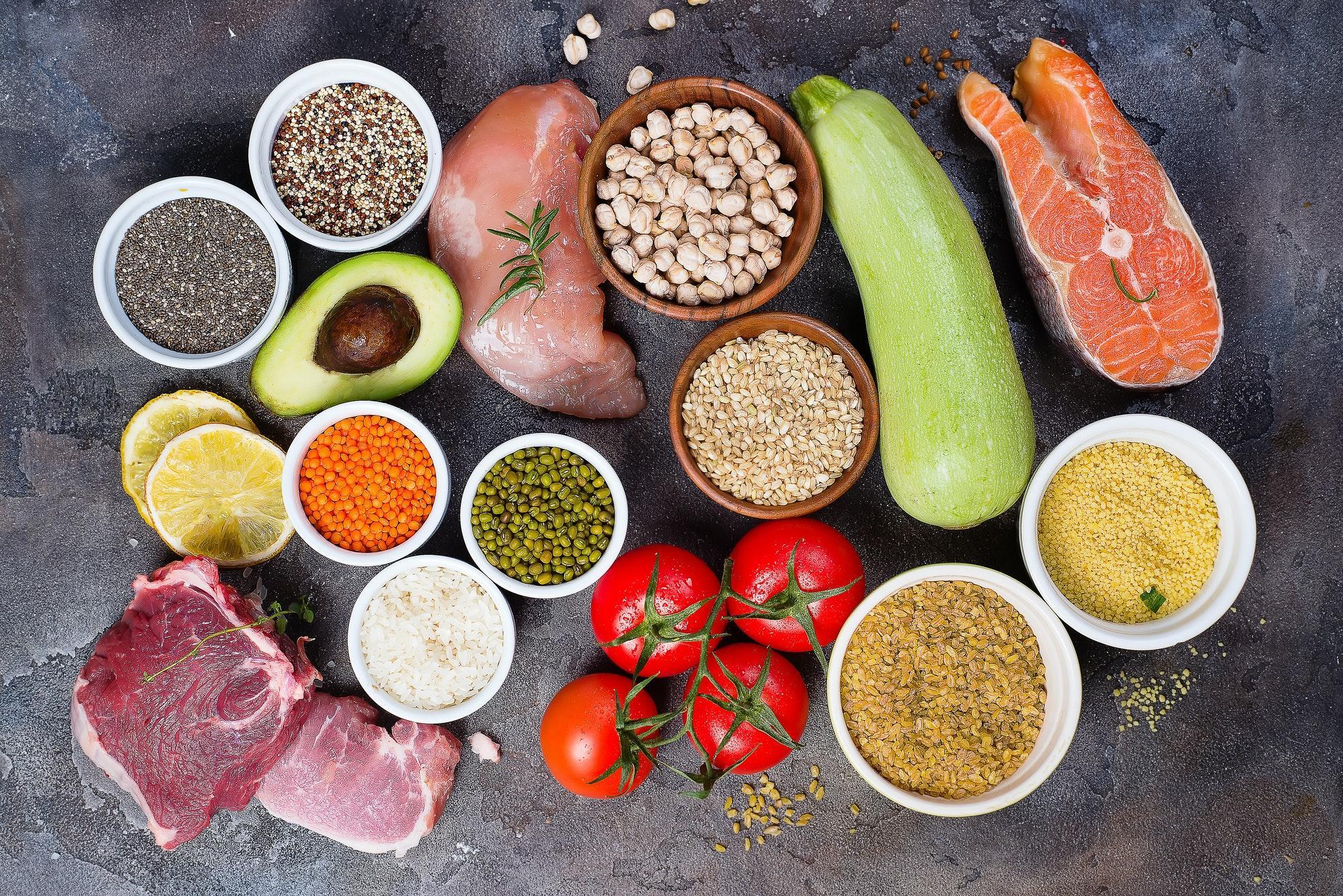 Frutta Verdura Cereali e Pesce ottimi alleati delle ossa